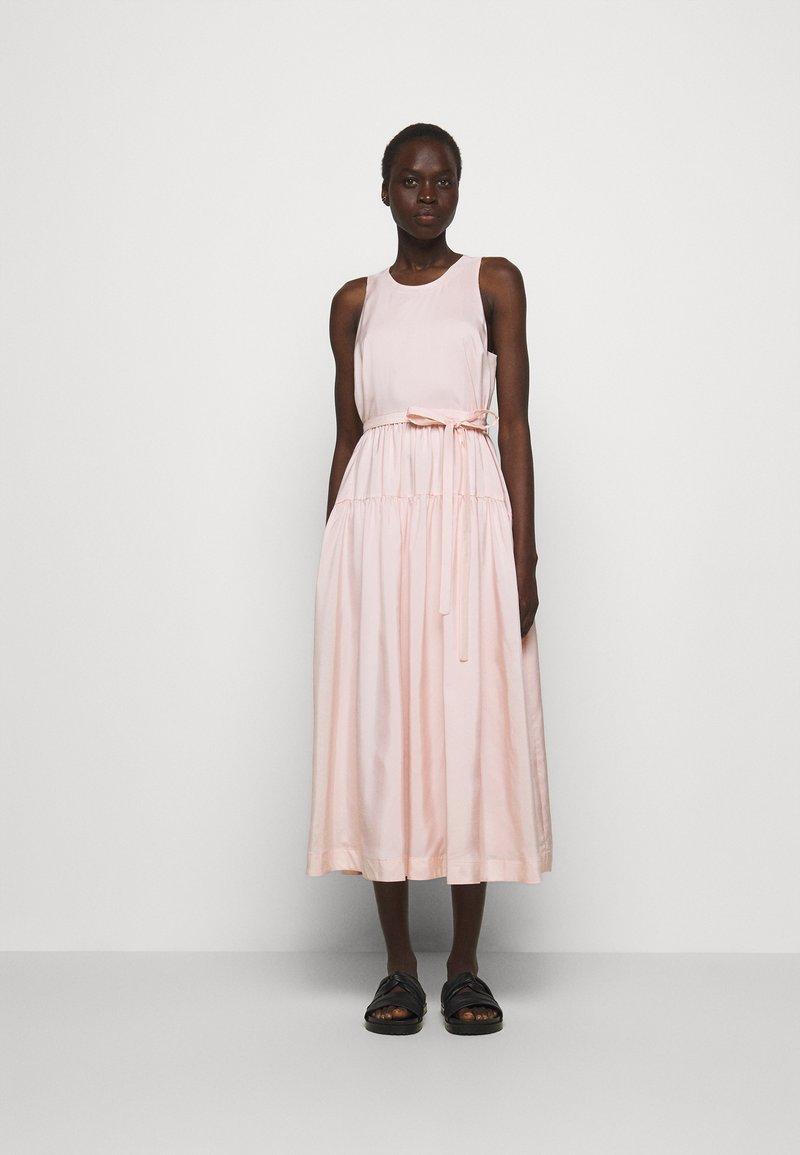 3.1 Phillip Lim - SLEEVELESS BELTED MAXI DRESS - Robe d'été - light blush