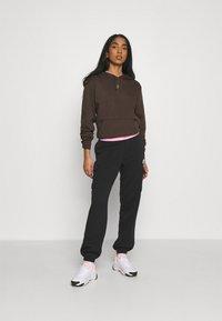 Nike Sportswear - HOODIE - Sweatshirt - baroque brown - 1