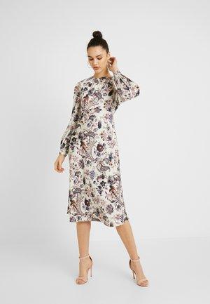 TATIANA GATHERED NECK DRESS - Vestito estivo - multi-coloured