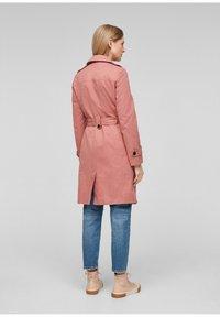 s.Oliver - Trenchcoat - light blush - 2