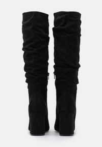 ONLY SHOES - ONLBRODIE LIFE BOOT - High heeled boots - black - 3