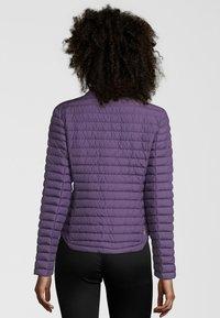 Colmar Originals - MIT STEHKRAGEN - Down jacket - lila - 1