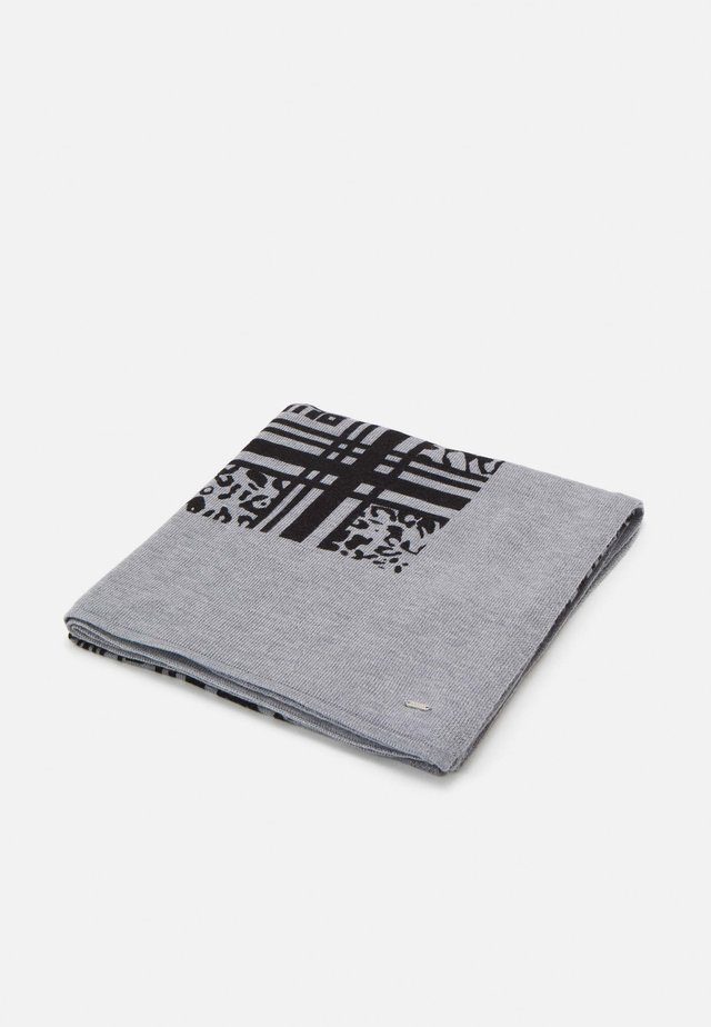ALIN SCARF - Scarf - easy grey