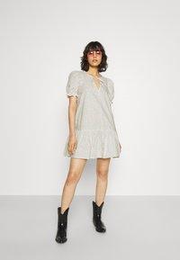 Monki - SELMA DRESS - Day dress - white - 1