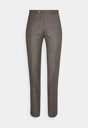 CRAIG - Oblekové kalhoty - light camel