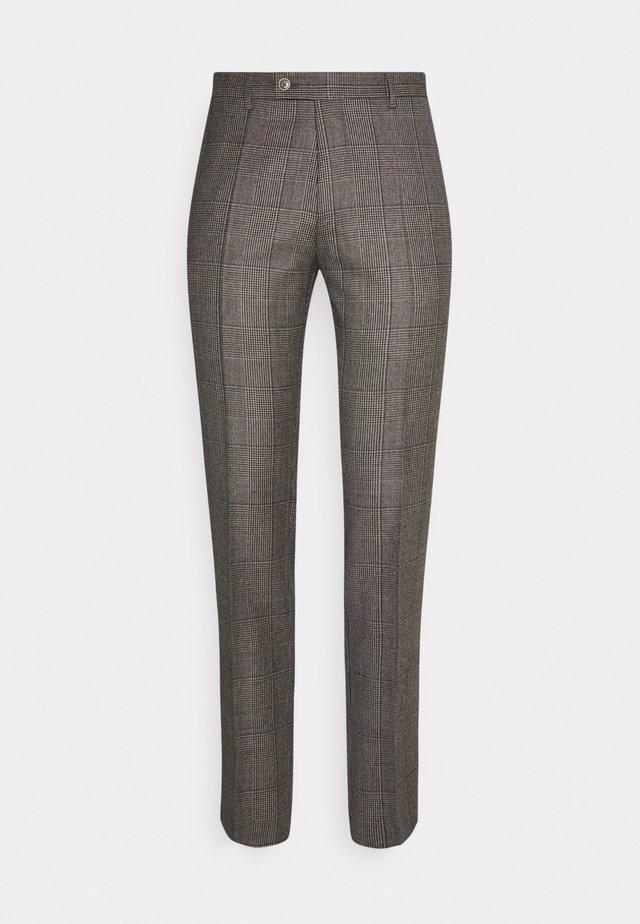 CRAIG - Pantalon de costume - light camel