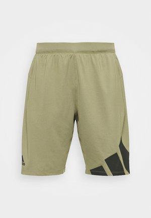 3 BAR SHORT - Sports shorts - orbit green