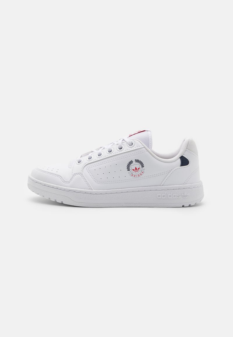 adidas Originals - NY 90 UNISEX - Sneakersy niskie - footwear white