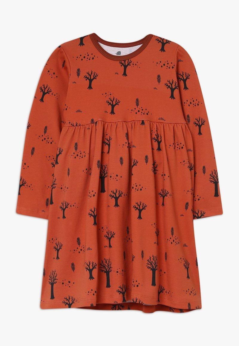 Walkiddy - Žerzejové šaty - orange