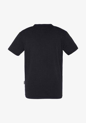 LOGO - Print T-shirt - noir