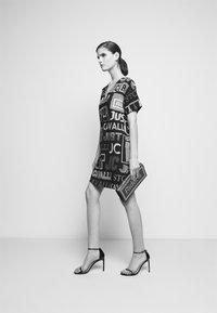 Just Cavalli - Denní šaty - black variant - 4