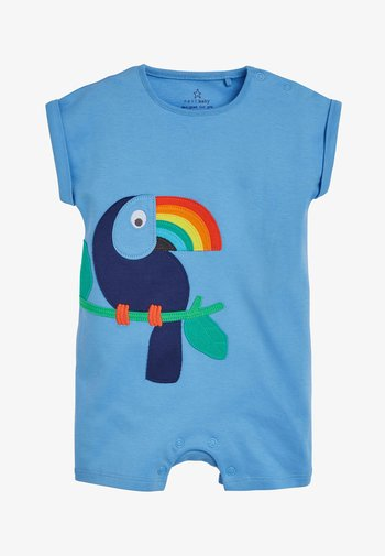TOUCAN ROMPERS 3 PACK