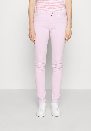 VENICE HANA - Slim fit jeans - frosted pink