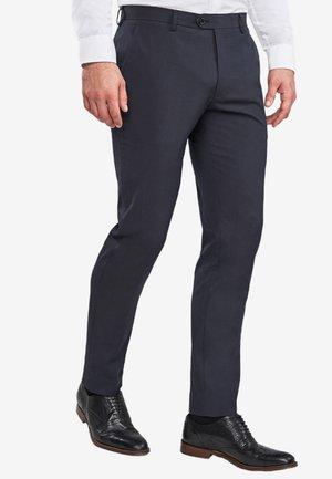 Pantaloni eleganti - dark blue