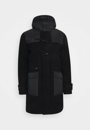 DUFFEL COAT - Winter coat - black