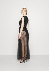 Lace & Beads - LILLIAN MAXI - Robe de cocktail - black - 2