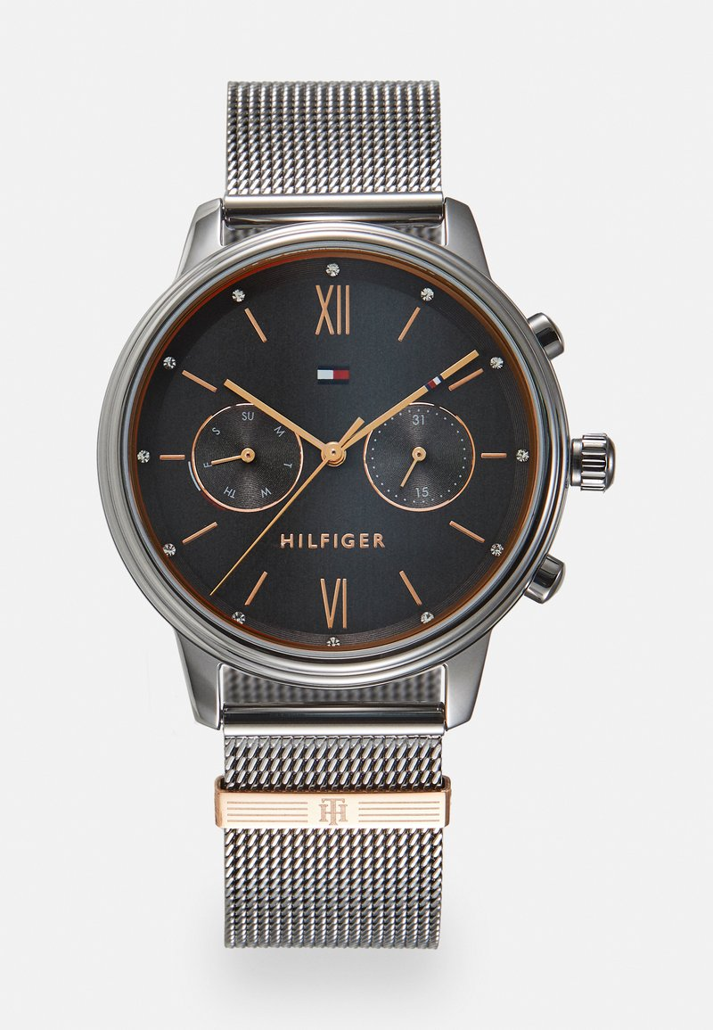 Tommy Hilfiger - CASUAL - Watch - grey