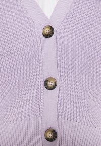 Monki - ZETA CARDIGAN - Cardigan - purple - 4