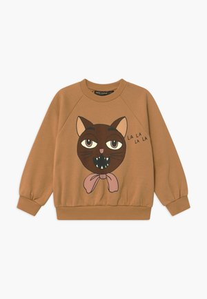 CAT CHOIR - Mikina - beige