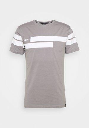 Camiseta estampada - grau