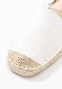 RAID - TARA - Loafers - white - 2