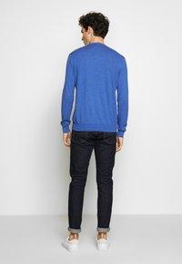 Polo Ralph Lauren - LONG SLEEVE - Strickpullover - blue - 2
