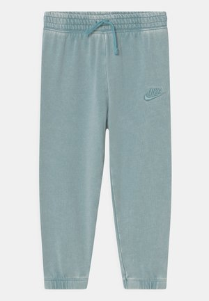 WASHED - Pantaloni sportivi - blue