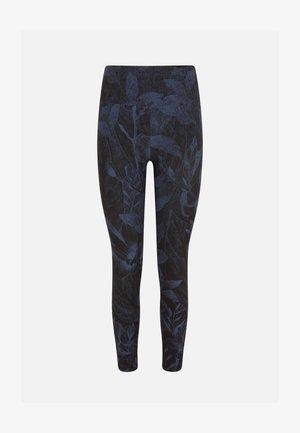 Punčochy - dark blue