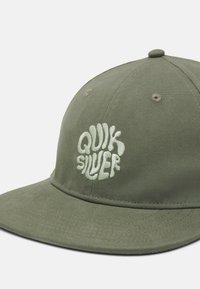 Quiksilver - WASH BUCKLER UNISEX - Cap - thyme - 3