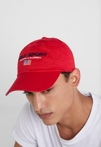 Polo Ralph Lauren - POLO SPORT CLASSIC  - Caps - red - 1