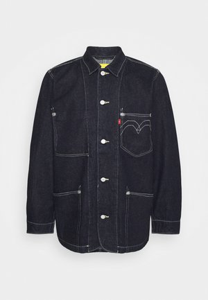 ENGINEERED COAT UNISEX - Farkkutakki - dark indigo