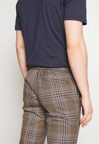 Topman - HERITAGE - Trousers - brown - 3