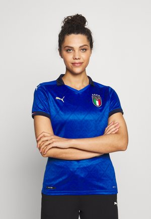 ITALIEN FIGC HOME REPLICA - Koszulka reprezentacji - team power blue/peacoat