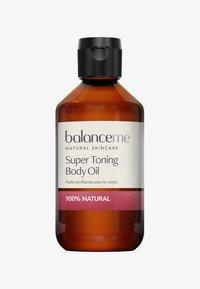 Balance ME - SUPER TONING BODY OIL 200ML - Body oil - neutral - 0