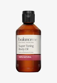 SUPER TONING BODY OIL 200ML - Body oil - neutral