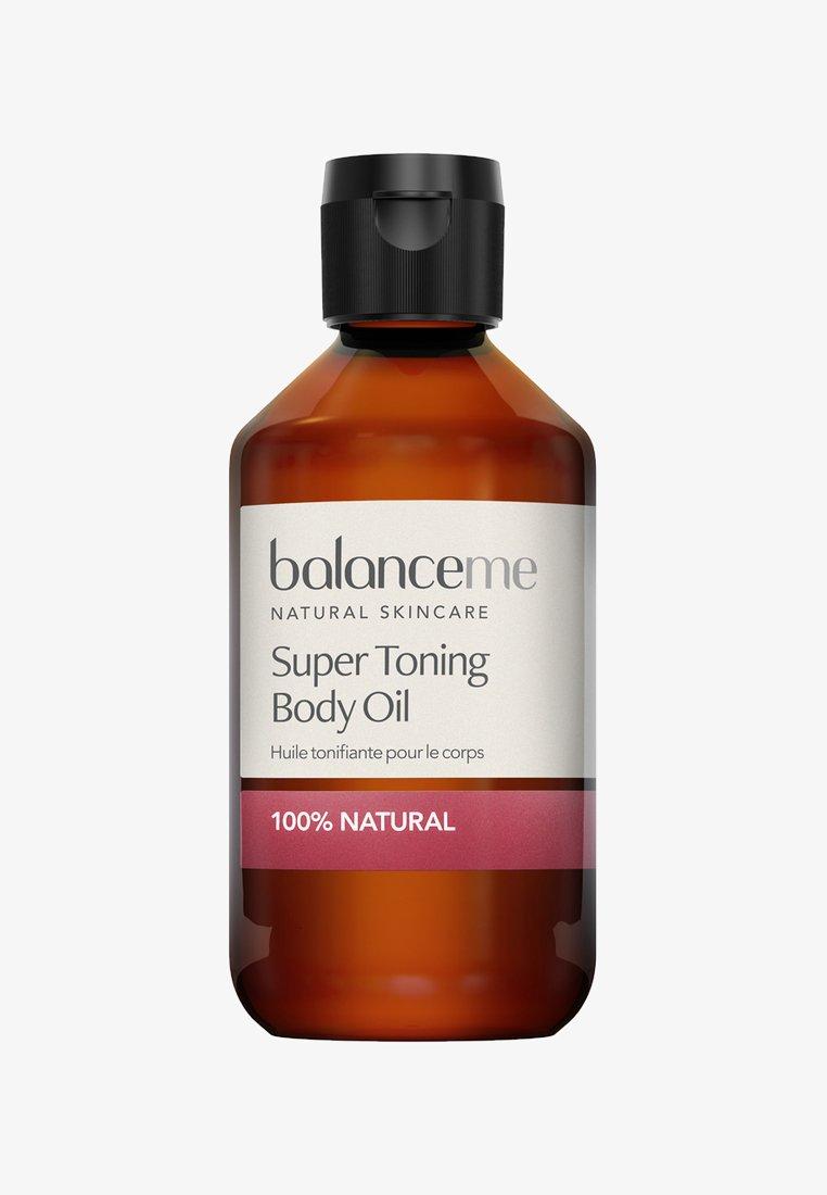 Balance ME - SUPER TONING BODY OIL 200ML - Body oil - neutral