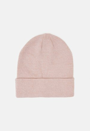 ONLSPRING LIFE BEANIE - Lue - misty rose