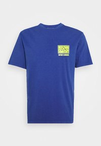 UNISEX  SET IN TEE - T-shirt print - cobalt