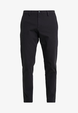 SMART FLEX TAPERED - Chino kalhoty - navy