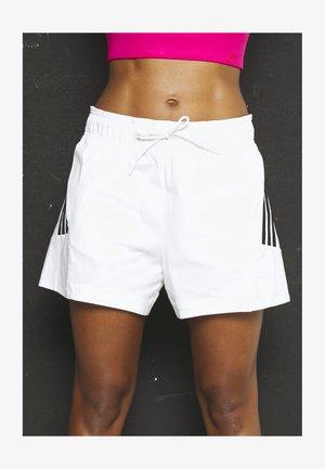 SHORT - Sports shorts - white