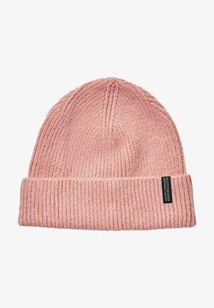 Beanie - folklore pink