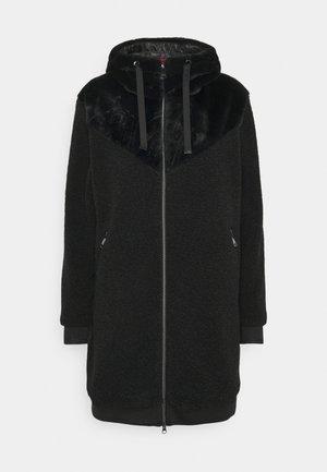HEVOSSALO - Outdoor jacket - black