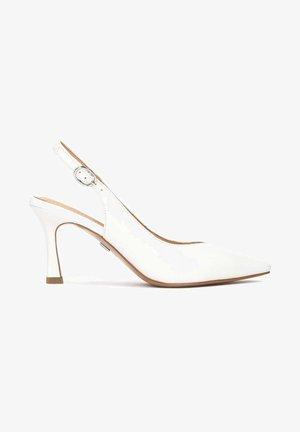 ALBERTA  - Klassieke pumps - white