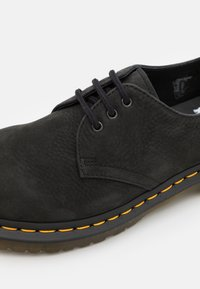 Dr. Martens - 1461 3 EYE SHOE UNISEX - Nauhakengät - black milled - 6