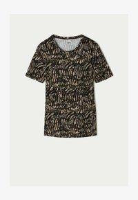Tezenis - Print T-shirt - - 914t - military animal print - 4