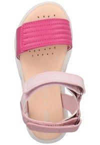 Geox - Sandals - pink/fuchsia - 3