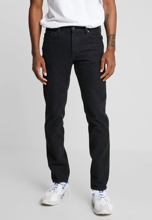 511™ SLIM FIT - Spodnie materiałowe - caviar warp