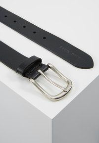 Pier One - LEATHER - Cinturón - black - 2