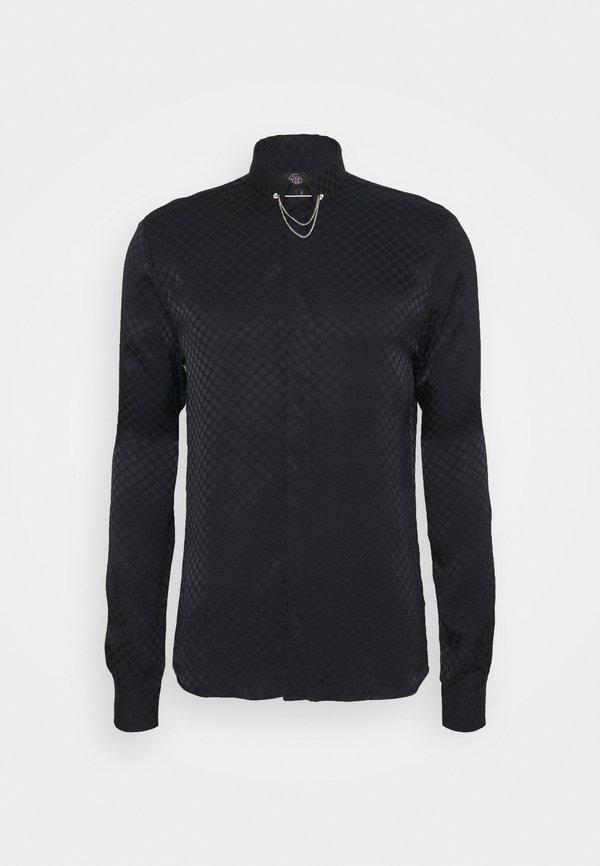 Twisted Tailor FAWCETT - Koszula biznesowa - navy/granatowy Odzież Męska RRWF