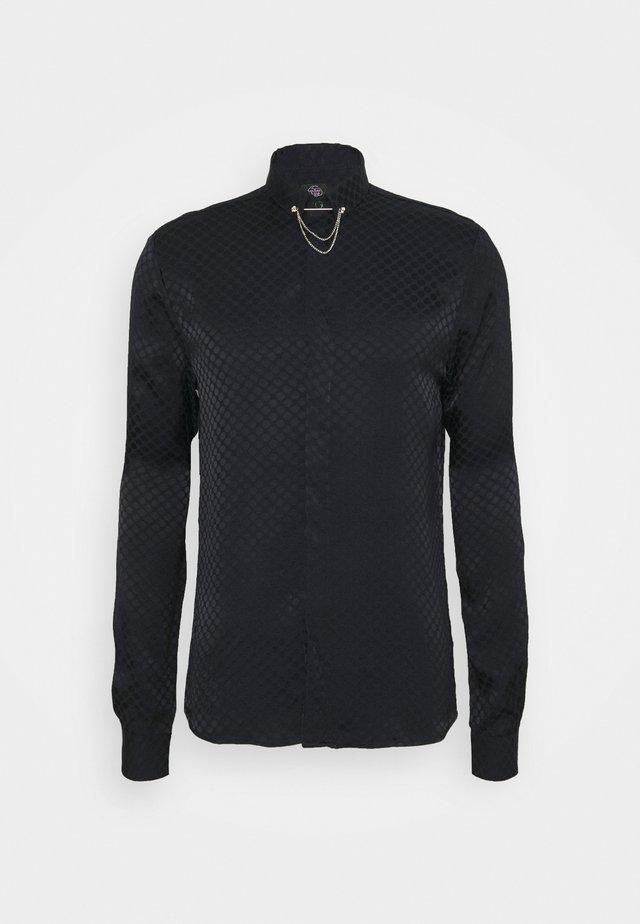 FAWCETT - Formální košile - navy
